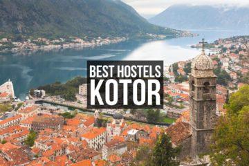 Hostels Kotor