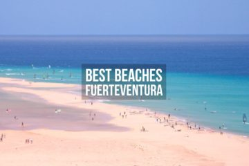 Best beaches Fuerteventura
