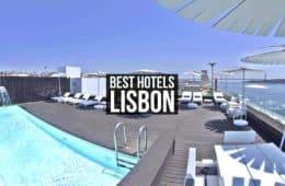 Luxury Hotels in Lisbon