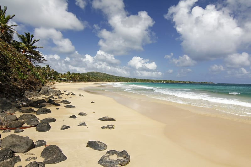 Corn Island with Best Beaches in Nicaragua