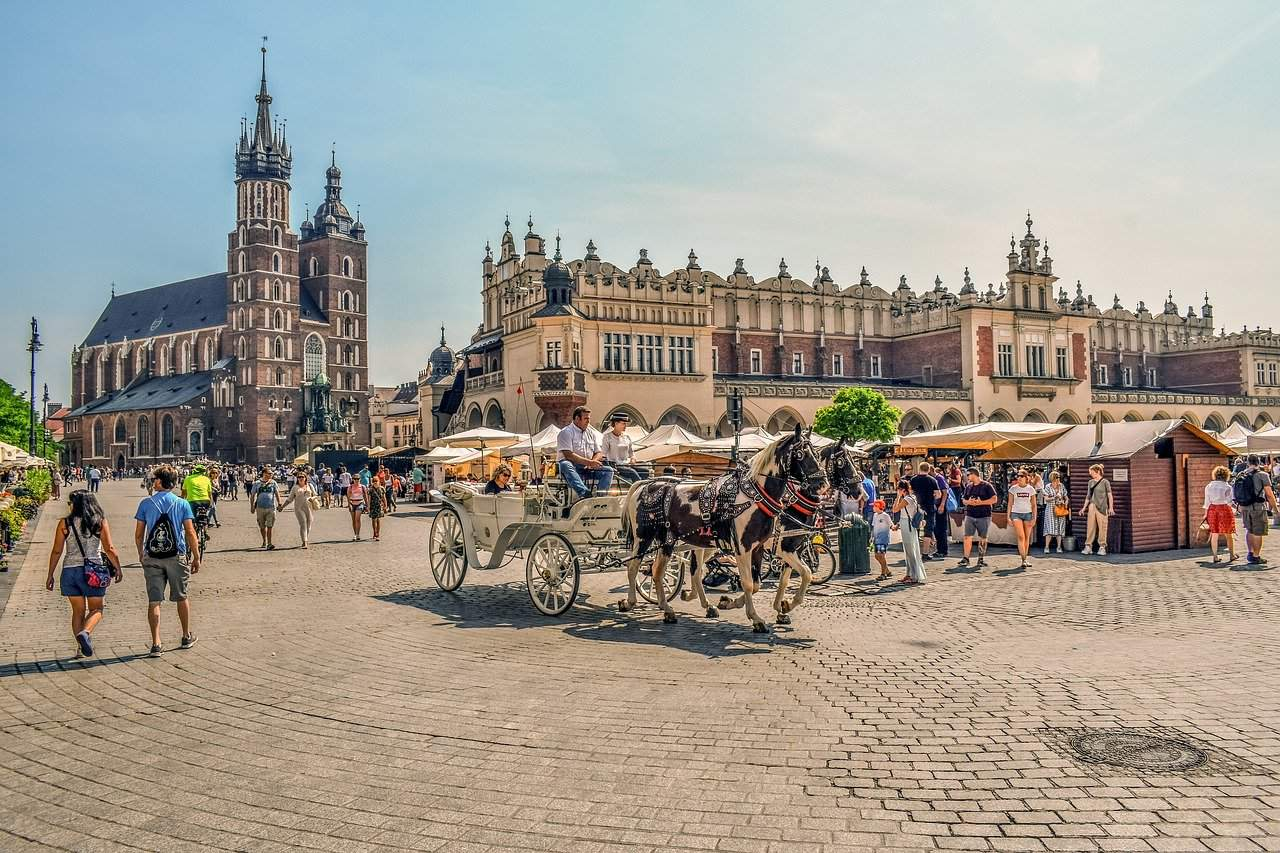krakow - digital nomad city