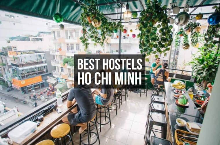 Hostels Ho Chi Minh