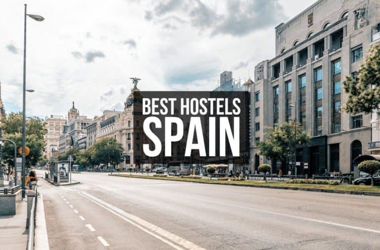 Best Hostels Spain