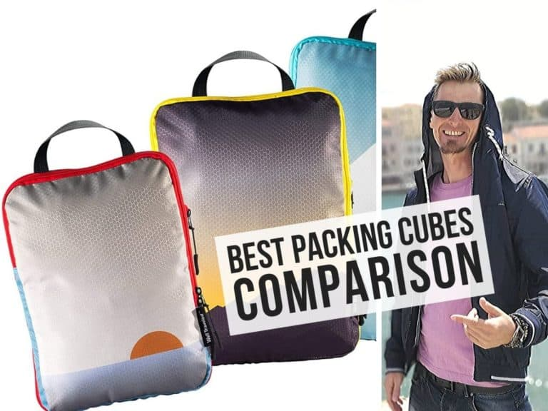 Best Compression Packing Cubes