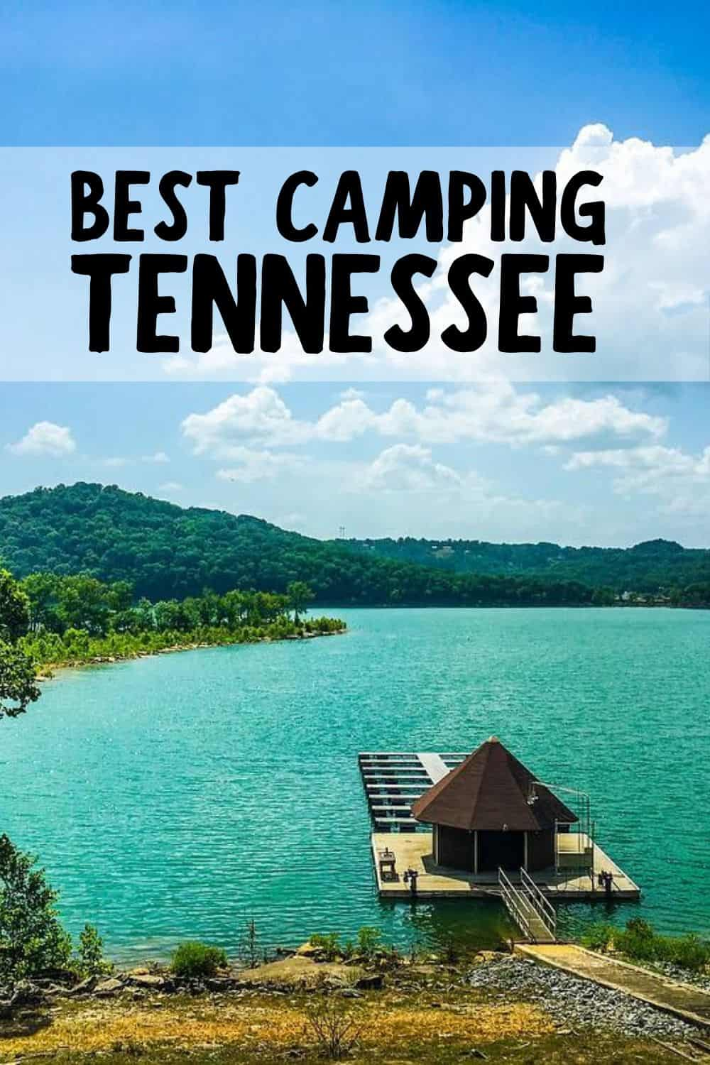 Camping Spots in Tennessee