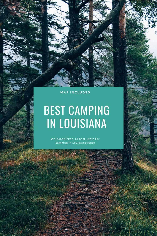 Bet Camping Spots in Louisiana