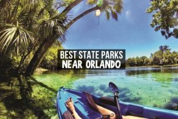 Best State Parks Near Orlando, Florida
