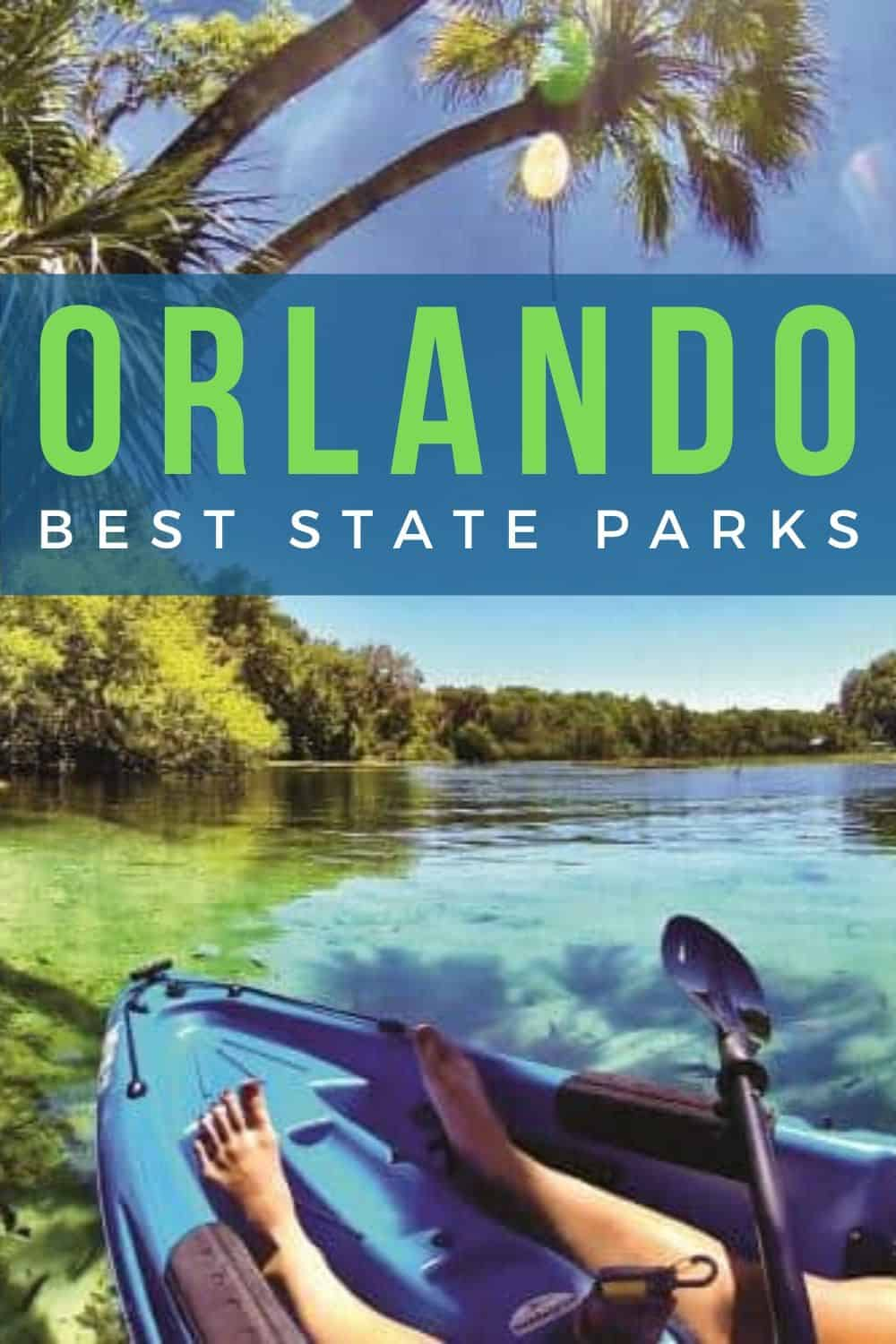 Best State Parks near Orlando for Camping