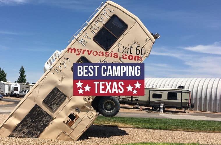 Best Camping in Texas