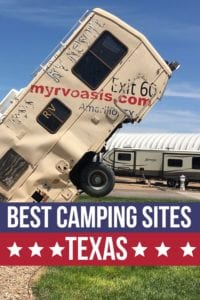 Best Camping Spots in Texas