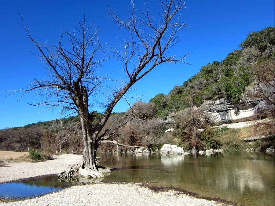 Guadalupe River - State Parks near Austin