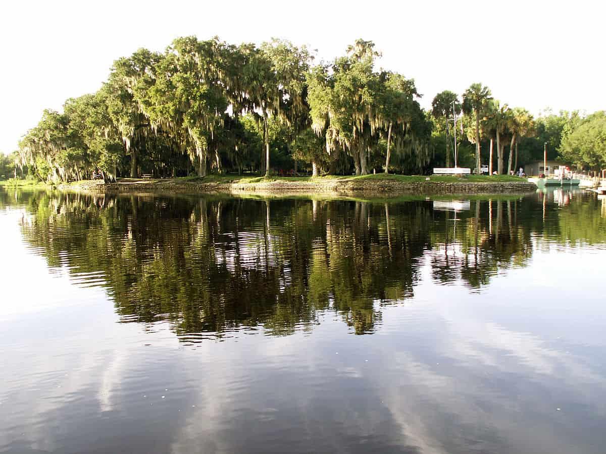 Hontoon Island - State Park Near Orlando