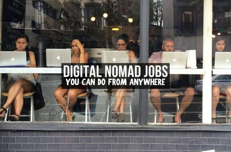 digital nomad jobs