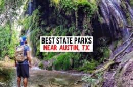 best state parks near austin
