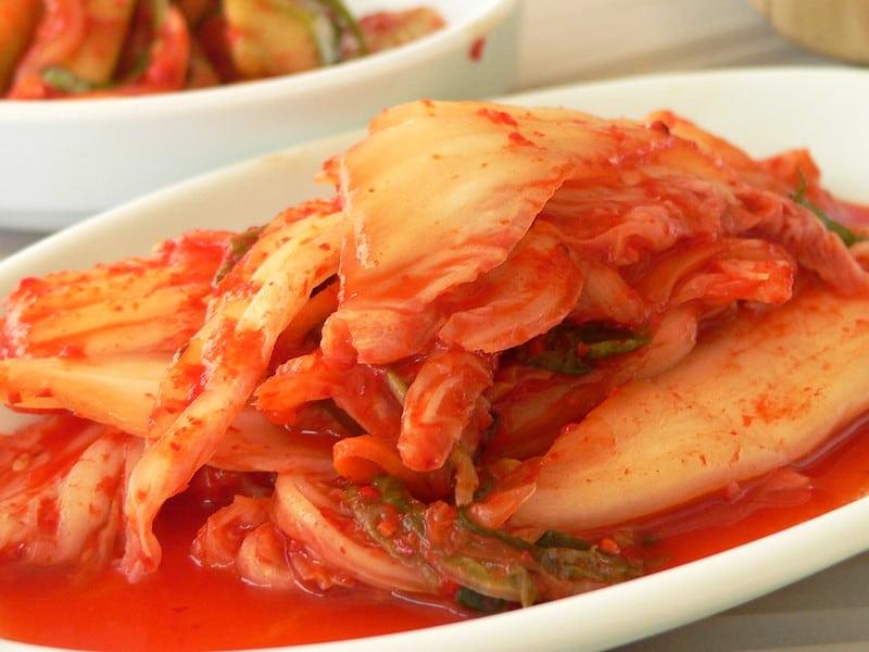 kimchi - south korean facts