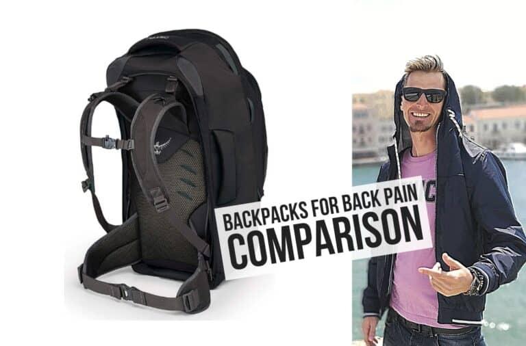 Backpacks for Back Pain