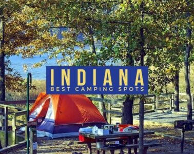 Best Camping Spots in Indiana