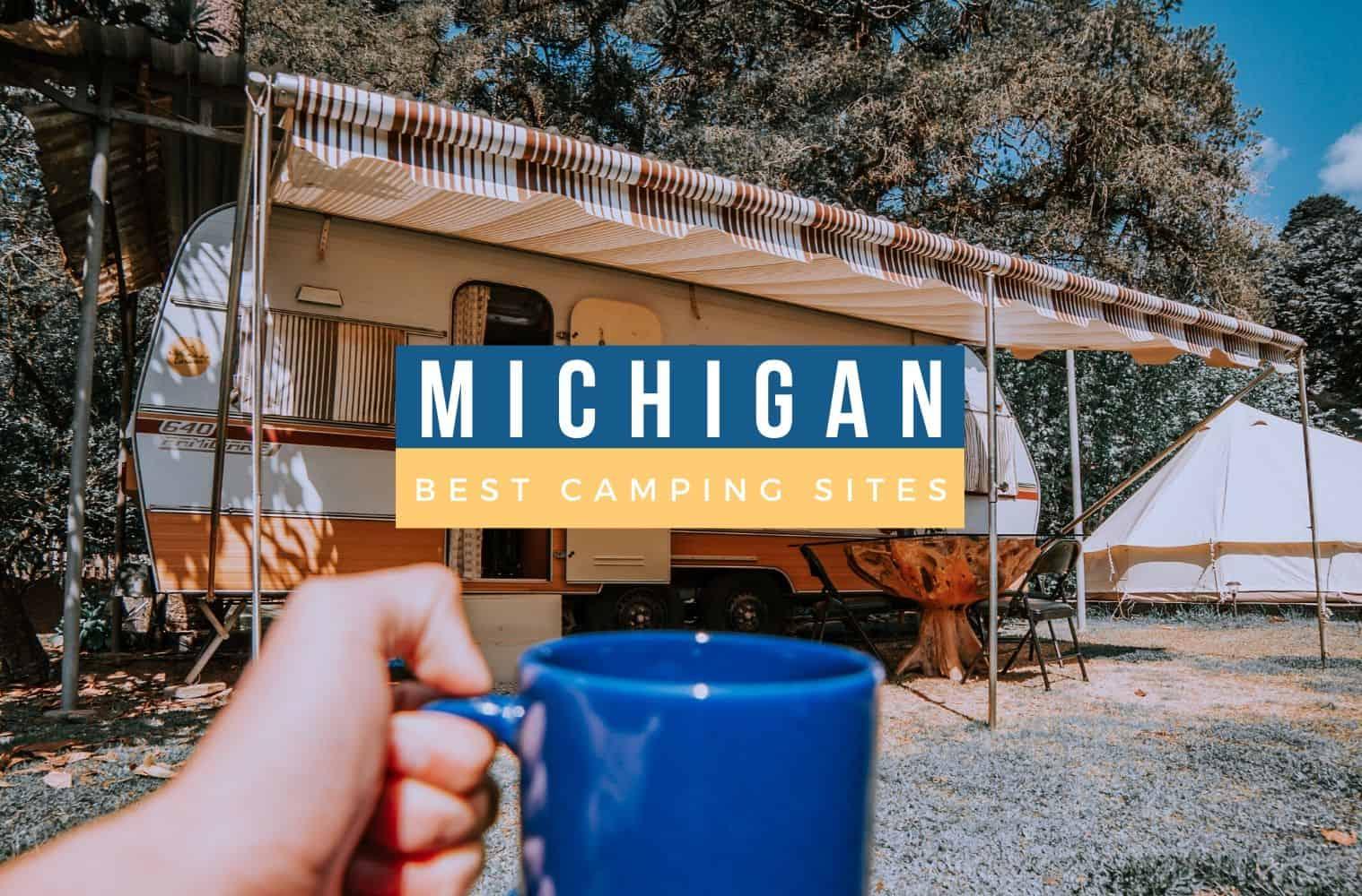 Best Camping in Michigan USA