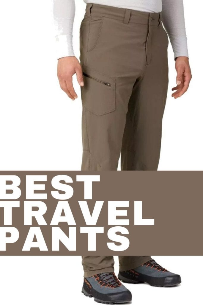 Best Travel Pants for Hot Weather