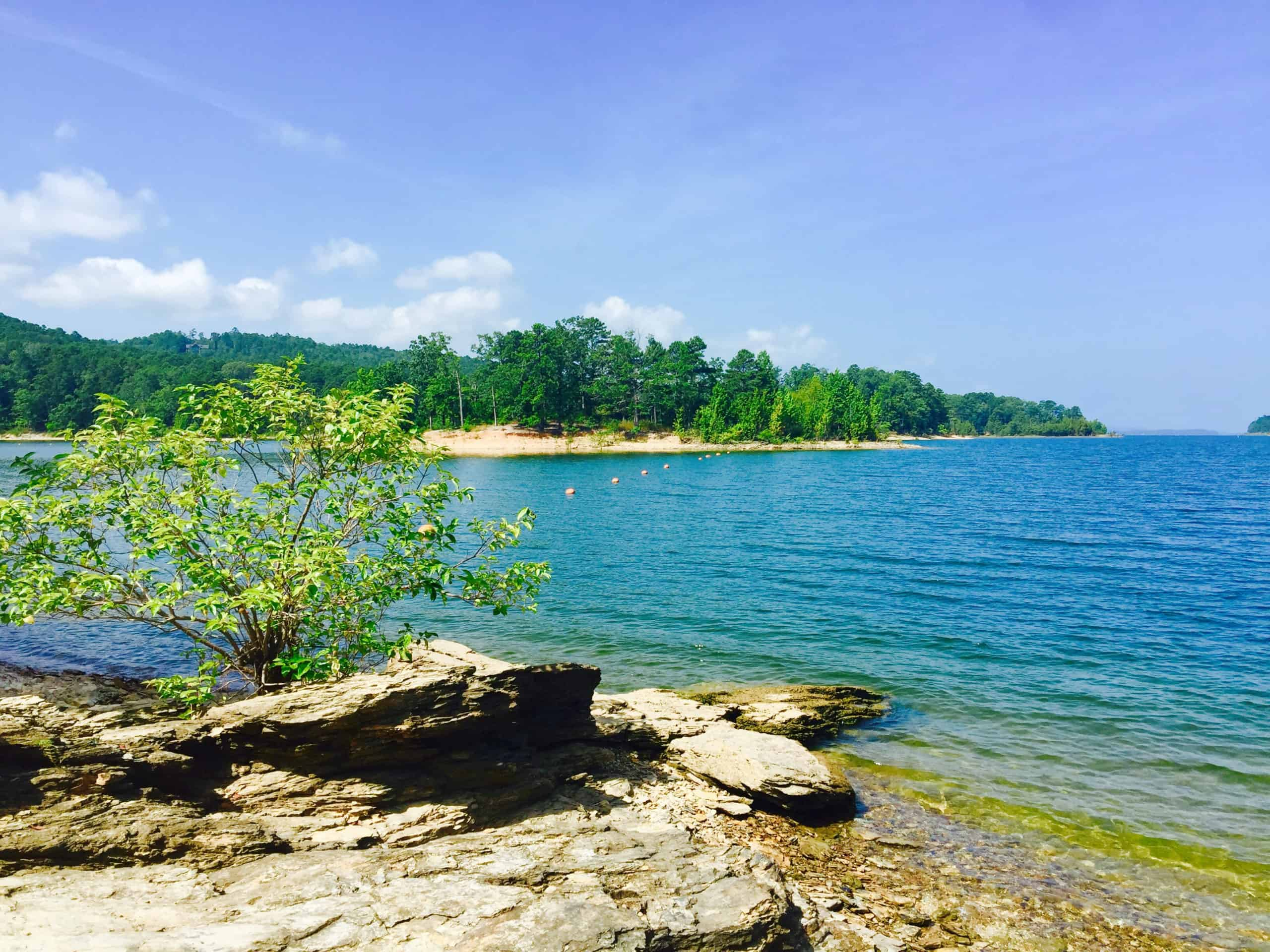Lake Ouachita National Forest - Camping Sites in Arkansas