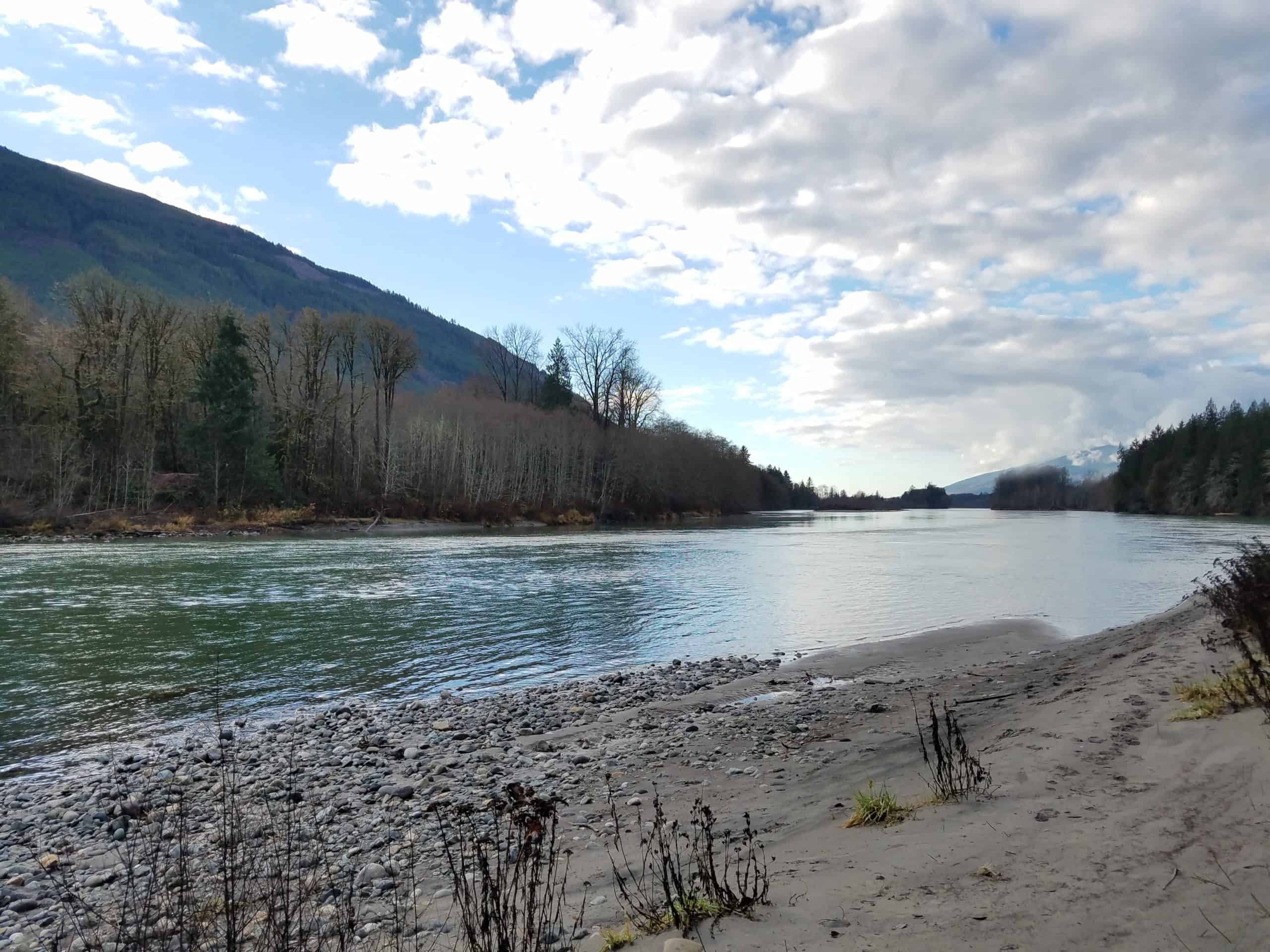 Rasar State Park for camping in Washington