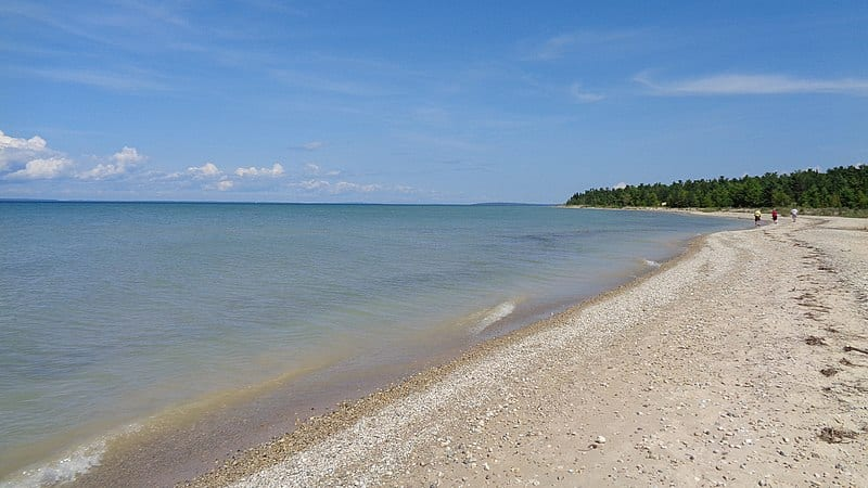 Wilderness State Park Michigan Camping