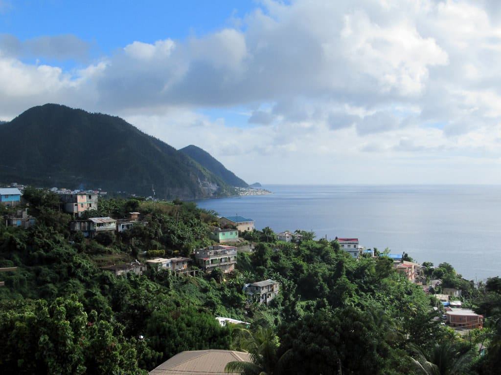 Dominica - One of the Smallest Countries in the world by Population
