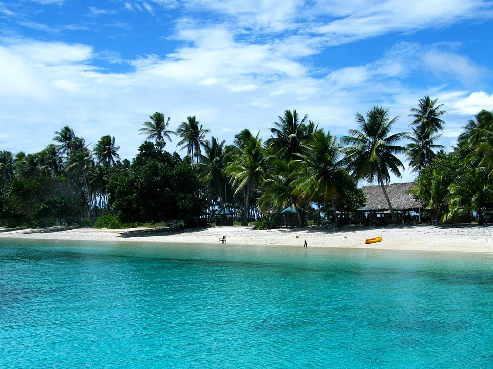 The Marshall Island - One of the smallest countries in the world