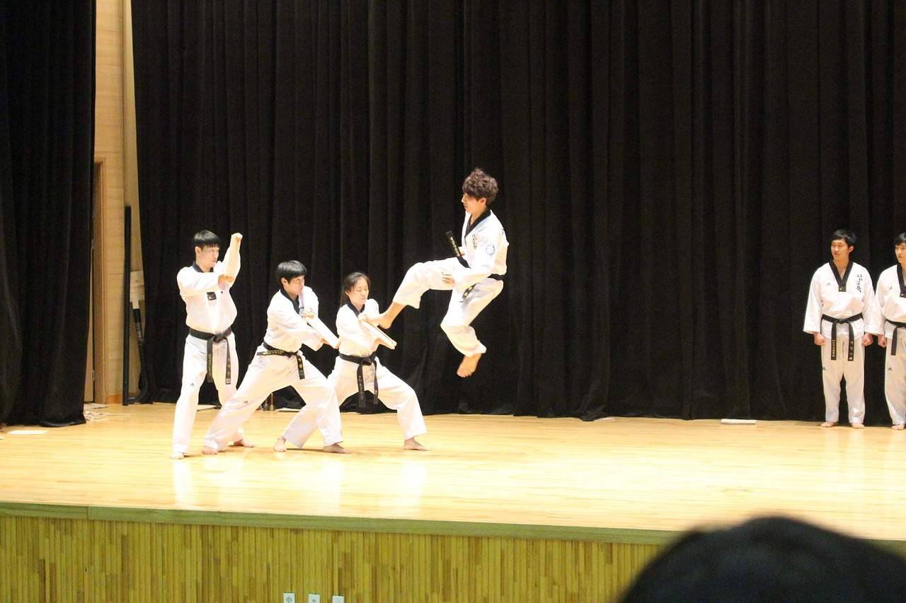 south korean facts - taekwondo