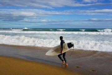 Best Surfing Spots in Spain