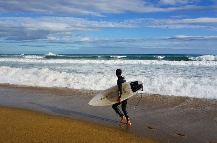 Best Surfing Spots in Spain