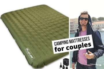 Best Camping Mattresses for Couples