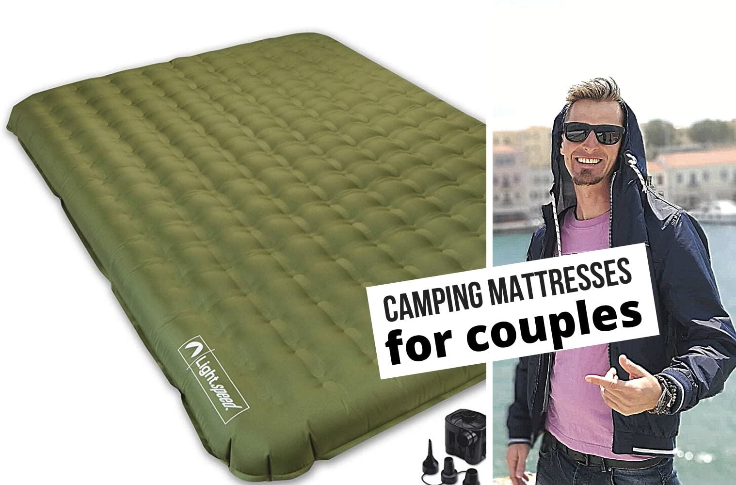 6 Best Camping Mattresses For Couples To Check Out In 2020