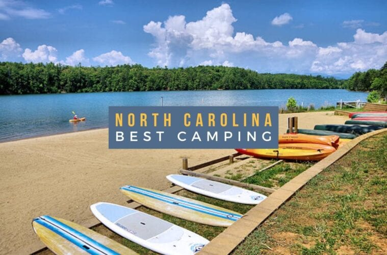 Best Camping Sites North Carolina