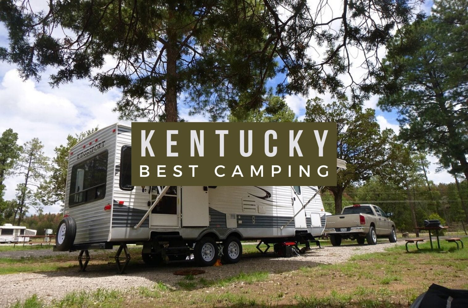 Best Camping Sites in Kentucky
