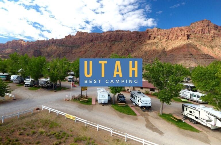 Best Camping Sites in Utah