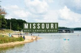 Best Camping Missouri