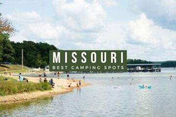 Best Camping Missouri