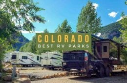 Best RV Parks Colorado