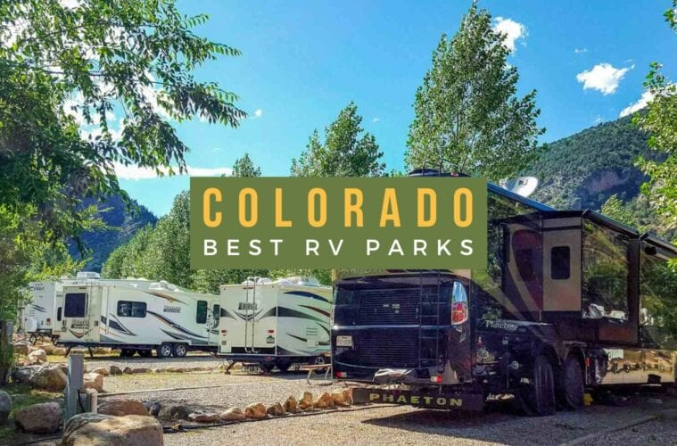 Best RV Parks Colorado