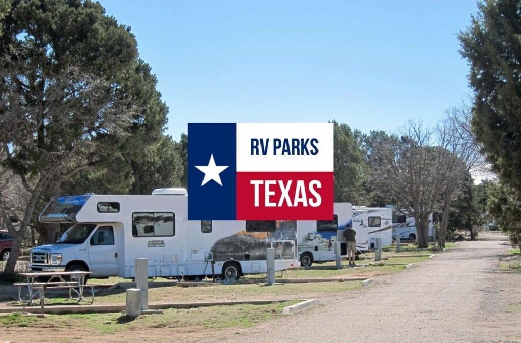 Best RV Parks Texas