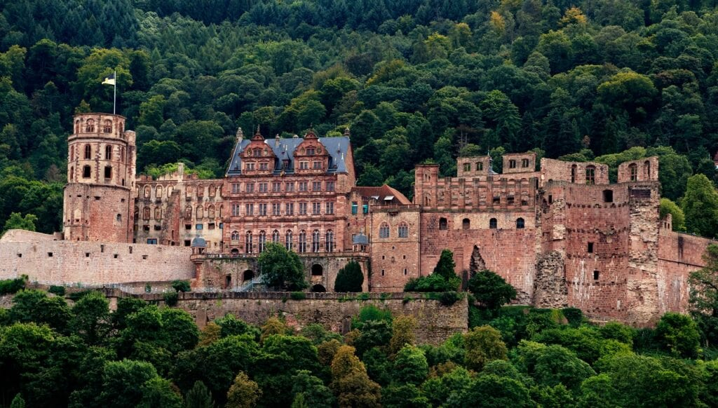 Heidelberg Castle - One of the best historical sites in Germany