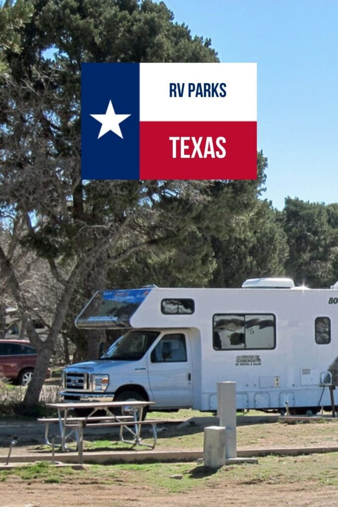 Best RV Parks in Texas for Summer 2020