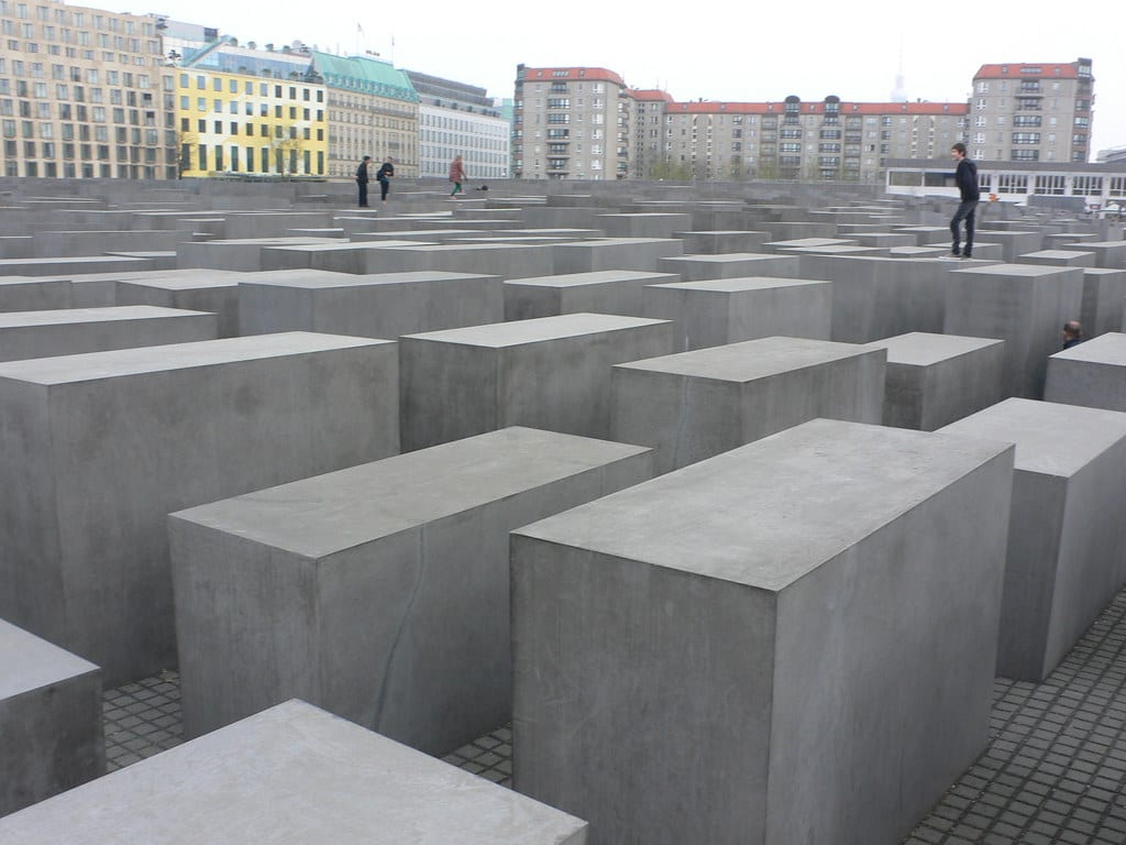 The Holocaust Memorial - One of the Germany's Historical Landmarks