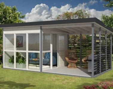 amazing garden guest houses