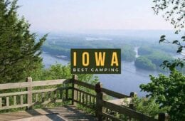 Best Camping Sites in Iowa