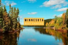 Best Camping Sites in Minnesota