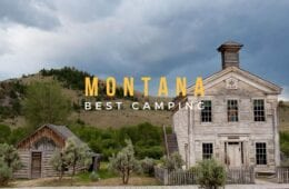 Best Camping Sites in Montana