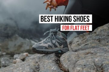 Best Hiking Shoes for Flat Feet