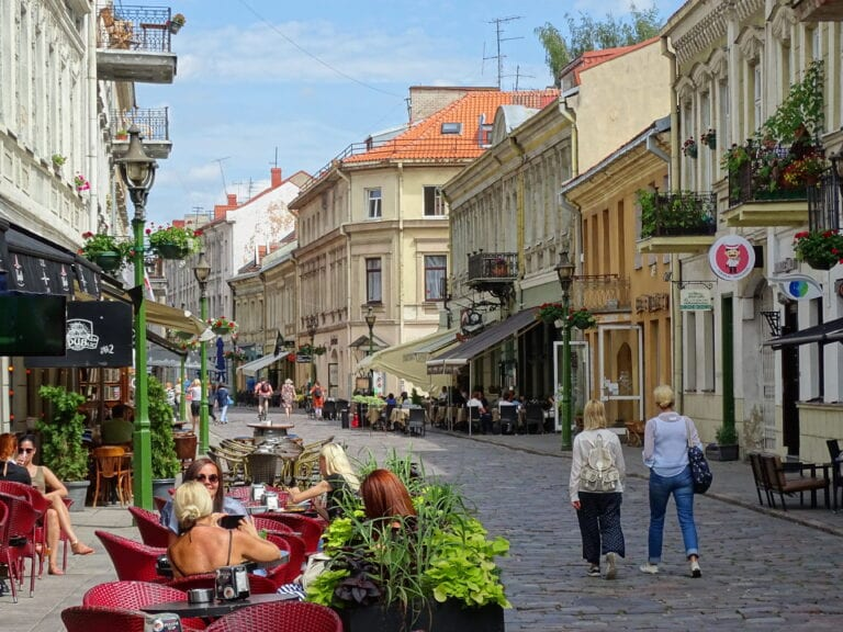LITHUANIA Reopening for Tourism